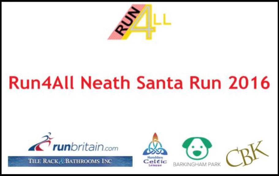 Santa Run 2016 – A CRL Promotions Case Study